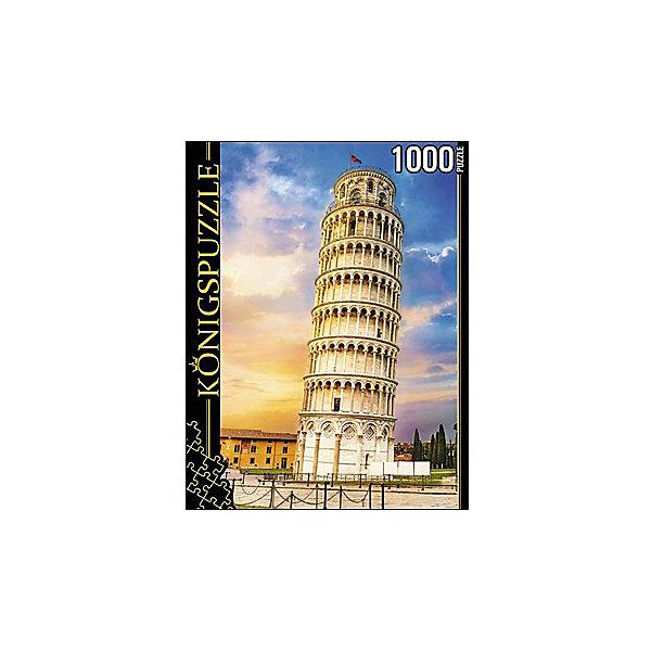 Купить Пазл Konigspuzzle Италия. Пизанская Башня 1000 элементов, Россия, Унисекс