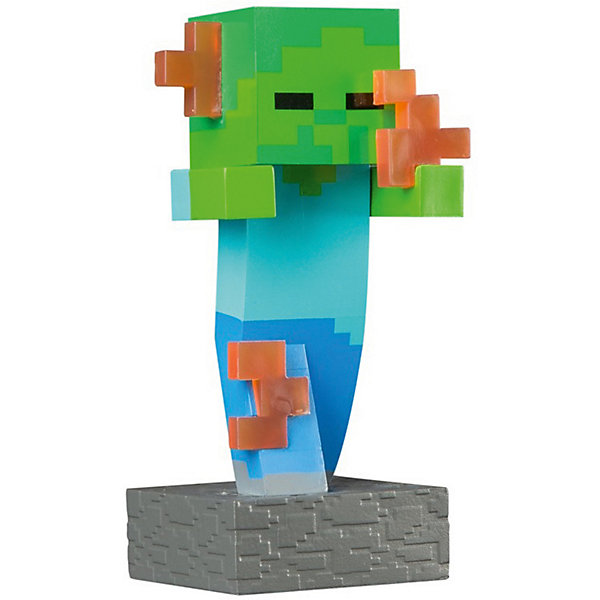 Купить Фигурка Minecraft Adventure Zombie 10см, Jinx, Китай, Мужской