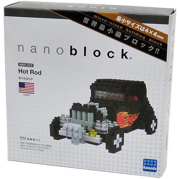 Конструктор Nanoblock Родстер V6Пластмассовые конструкторы<br>Характеристики:<br><br>• возраст: от 12 лет;<br>• материал: пластик;<br>• время сборки: 90 минут;<br>• в наборе: 300 кирпичиков, запасные кирпичики, наклейки, инструкция-схема сборки;<br>• вес упаковки: 300 гр.;<br>• размер игрушки: 10,7х4,8х4,6 см;<br>• размер упаковки: 4,5х14х14 см;<br>• страна бренда: Япония, США.<br><br>Конструктор Nanoblock «Родстер V6» представляет собой сборную копию автомобиля 30-40-х годов США. Машина собирается в двух вариантах: с крышей и как кабриолет. По бокам предусмотрены наклейки с изображением пламени.<br><br>Соединяясь, детали конструктора напоминают модную пиксельную картинку. Модель подойдет для игры или станет отличным дополнением коллекции. Сделано из прочного безопасного пластика, отвечающего высшим требованиям качества.<br><br>Конструктор Nanoblock «Родстер V6» можно купить в нашем интернет-магазине.<br>Ширина мм: 45; Глубина мм: 140; Высота мм: 140; Вес г: 300; Возраст от месяцев: 144; Возраст до месяцев: 2147483647; Пол: Унисекс; Возраст: Детский; SKU: 7911630;