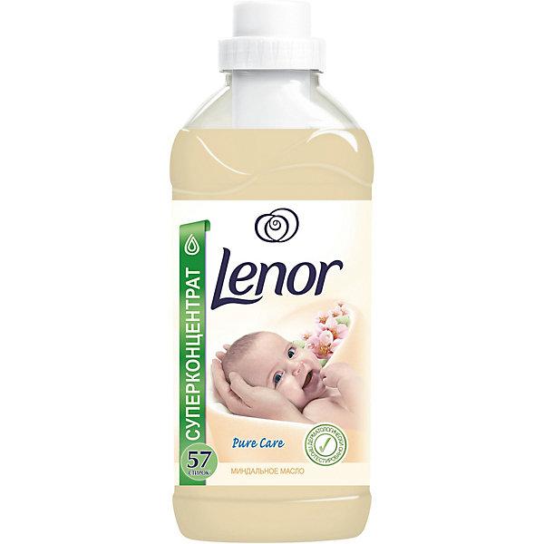 Кондиционер для детского белья Lenor с миндальным маслом 2 лДетская бытовая химия<br>Характеристики:<br><br>• цвет: бежевый;<br>• кондиционер для детского белья с миндальным маслом;<br>• после стирки ткани становятся мягкими приятными для прикосновения;<br>• легкий и успокаивающий аромат;<br>• подходит для чувствительной кожи;<br>• не содержит аллергенов;<br>• объем 2 л.<br><br>Кондиционер Lenor для детского белья используется для придания тканям мягкости после стирки. Lenor Миндальное Масло придает одежде легкий и успокаивающий аромат, вдохновленный красотой природы, с нотами миндаля и белого персика. Кондиционер заботится о нежной коже малыша, подходит для чувствительной кожи ребенка. <br><br>Кондиционер для детского белья Lenor с миндальным маслом 2 л можно купить в нашем интернет-магазине.<br>Ширина мм: 115; Глубина мм: 93; Высота мм: 290; Вес г: 2174; Цвет: бежевый; Возраст от месяцев: 36; Возраст до месяцев: 72; Пол: Унисекс; Возраст: Детский; SKU: 7911676;