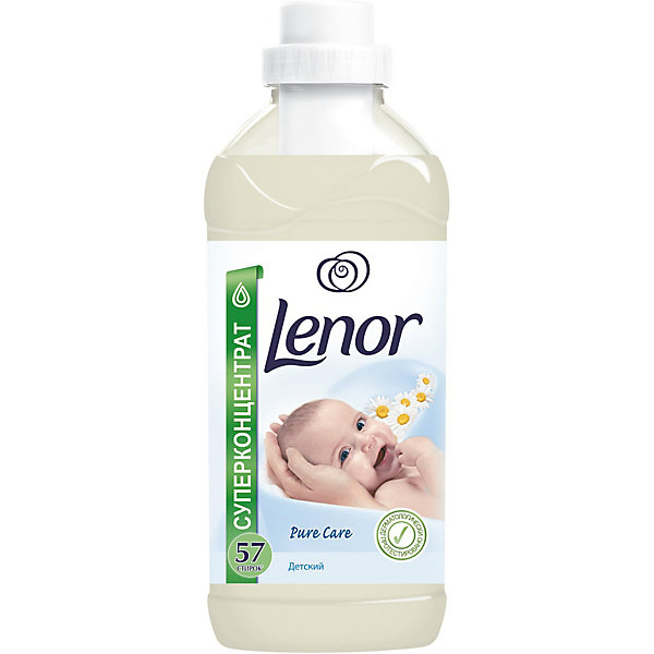 Кондиционер для детского белья Lenor 2 лДетская бытовая химия<br>Характеристики:<br><br>• цвет: бежевый;<br>• кондиционер для детского белья;<br>• после стирки ткани становятся мягкими приятными для прикосновения;<br>• тонкий цветочный аромат;<br>• подходит для чувствительной кожи;<br>• не содержит аллергенов;<br>• объем 2 л.<br><br>Кондиционер Lenor для детского белья используется для придания тканям мягкости после стирки. Тонкий аромат кондиционера насыщает одежду цветочным оттенком. Кондиционер заботится о нежной коже малыша, подходит для чувствительной кожи ребенка. <br><br>Кондиционер для детского белья Lenor 2 л можно купить в нашем интернет-магазине.<br>Ширина мм: 115; Глубина мм: 93; Высота мм: 290; Вес г: 2174; Цвет: бежевый; Возраст от месяцев: 36; Возраст до месяцев: 72; Пол: Унисекс; Возраст: Детский; SKU: 7911678;