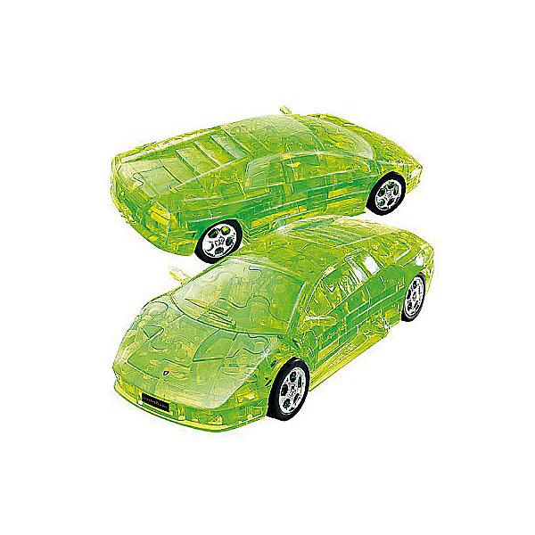 3D пазл Happy Well Ламборджини, зеленый3D пазлы<br>Характеристики товара:<br><br>• возраст: от 8 лет;<br>• материал: пластик;<br>• количество деталей: 64 шт; <br>• масштаб: 1:32;<br>• размер упаковки: 22х13х6 см;<br>• вес упаковки: 278 гр.;<br>• страна бренда: Гонконг.<br><br>3D пазл Happy Well Ламборджини - это уникальное сочетание конструктора и классического пазла. Он полезен для развития логических, аналитических способностей, пространственного мышления. <br>После сборки миниатюрной копии настоящего автомобиля, его можно использовать как игрушку, так как колеса вращаются и автомобиль быстро движется.<br><br>3D пазл Happy Well Ламборджини можно купить в нашем интернет-магазине.<br>Ширина мм: 220; Глубина мм: 60; Высота мм: 130; Вес г: 245; Возраст от месяцев: 96; Возраст до месяцев: 2147483647; Пол: Унисекс; Возраст: Детский; SKU: 7911775;