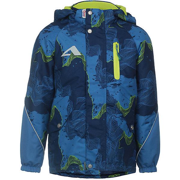 Куртка Вито OLDOS ACTIVE для мальчикаВерхняя одежда<br>Характеристики товара:<br><br>• цвет: синий/салатовый;<br>• внешняя ткань: 100% полиэстер, покрытие TEFLON, мембрана; <br>• подкладка: флис, 100% полиэстер;<br>• сезон: демисезон;<br>• температурный режим: от -5 до +10;<br>• застежка: на молнии;<br>• двойная ветрозащитная планка по всей длине молнии с защитой подбородка<br>• съемный капюшон, внутренняя резинка по краям для лучшего прилегания<br>• воротник-стойка с мягкой флисовой подкладкой<br>• резинка сзади по талии <br>• манжеты на резинке регулируемые липучкой<br>• 2 накладных кармана на кнопках снизу и на 2 кармана молнии вверху, внутренний карман на липучке<br>• нашивка-потеряшка<br>• светоотражающие элементы<br>• страна бренда: Россия.<br><br>Куртка «Вито» для мальчика из мембранной коллекции Росийсского производителя OLDOS ACTIVE - отличный вариант для активных прогулок в межсезонье.  Выполнена в яркой комбинации цветов, хорошо сидит по фигуре и сочетается с различной одеждой и обувью.<br><br>Верхняя ткань с мембраной 3000/3000 обеспечивает водонепроницаемость, при этом куртка дышит. Покрытие TEFLON повышает износостойкость, а так же облегчает уход за изделием. Гипоаллергенный утеплитель HOLLOFAN PRO 100 г/м2 тоньше обычного, но эффективнее удерживает тепло. Подкладка флис в области груди и спины, плотный полиэстер в рукавах. Куртка прекрасно защитит от непогоды благодаря продуманному функционалу: капюшону, который отстегивается при необходимости,  двойной ветрозащитной планке, манжетам на резинке с клином, который регулируется липучкой, резинке по внутренней стороне талии. Куртка оснащена накладными карманами и карманами на молнии, светоотражающими элементами. Внутри куртки есть потайной карман, который застегивается на липучку, и нашивка-потеряшка. Рекомендовано от минус 5 С до плюс 10 С.<br><br>Утепленную куртку для мальчика «Вито» от бренда OLDOS ACTIVE (Олдос Актив) можно купить в нашем интернет-магазине.<br>Ширина мм: 356; Глубина мм: 10; Высота мм