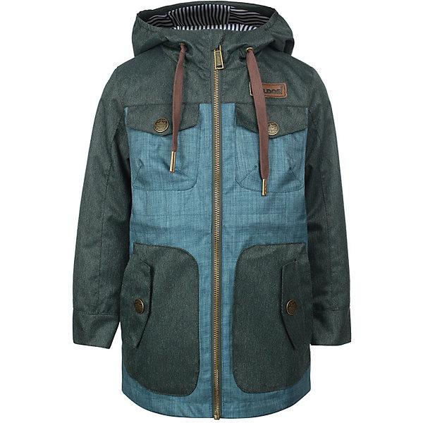 Куртка Рэй OLDOS для мальчикаВерхняя одежда<br>Характеристики товара:<br><br>• цвет: хаки;<br>• внешняя ткань: 100% полиэстер, пропитки PU+WR; <br>• подкладка: принтованная бязь (65% п/э, 35% х/б);<br>• сезон: демисезон;<br>• температурный режим: от +10 до +20;<br>• застежка: на молнии, на кнопках, на липучках;<br>• не съемный капюшон, с утяжкой на шнурке;<br>• внутренняя ветрозащитная планка с защитой подбородка от прищемления;<br>• регулируемая талия;<br>• манжеты на кнопках;<br>• врезные карманы на молнии;<br>• нашивка-потеряшка;<br>• светоотражающие элементы;<br>• страна бренда: Россия.<br><br>Модная и стильная ветровка «Рэй» для мальчика от OLDOS - прекрасное дополнение к любому гардеробу! Идеальна для ношения в прохладные весенние деньки. Выполнена в красивом сочетании цветов эффекта джинсы, с принтовыми нашивками, хорошо сидит по фигуре и сочетается с различной одеждой и обувью.<br><br>Внешняя ткань с водо-грязеотталкивающей пропиткой защищает от ветра и дождя. По талии есть внутренняя регулировка. В этой модели два типа карманов: накладные карманы с клапаном на кнопке и врезные карманы на молнии. Контрастная подкладка из бязи приятна на ощупь, что придаёт дополнительный комфорт. Снабжена светоотражающими элементами. <br><br>Куртку-ветровку для мальчика «Рей» от бренда OLDOS (Олдос) можно купить в нашем интернет-магазине.<br>Ширина мм: 356; Глубина мм: 10; Высота мм: 245; Вес г: 519; Цвет: серый деним; Возраст от месяцев: 72; Возраст до месяцев: 84; Пол: Мужской; Возраст: Детский; Размер: 122,158,128,134,140,146,152; SKU: 7913233;