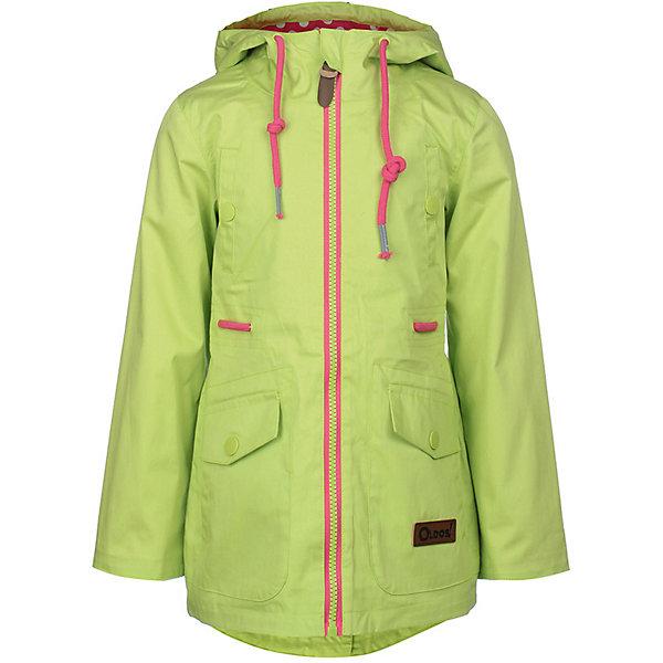 Куртка Алана OLDOS для девочкиВерхняя одежда<br>Характеристики товара:<br><br>• цвет: зеленый;<br>• внешняя ткань: 100% полиэстер, пропитки PU+WR; <br>• подкладка: принтованная бязь (65% п/э, 35% х/б);<br>• сезон: демисезон;<br>• температурный режим: от +10 до +20;<br>• застежка: на молнии, на кнопках, на липучках;<br>• не съемный капюшон, с утяжкой на шнурке;<br>• внутренняя ветрозащитная планка с защитой подбородка от прищемления;<br>• регулируемая талия;<br>• манжеты прымые;<br>• врезные карманы на молнии;<br>• нашивка-потеряшка;<br>• светоотражающие элементы;<br>• страна бренда: Россия.<br><br>Модная и стильная ветровка «Алана» для девочки от OLDOS - прекрасное дополнение к любому весеннему гардеробу! Идеальна для ношения в прохладные весенние деньки. Выполнена в светло-зеленом цвете с контрастной молнией и вставками, хорошо сидит по фигуре и сочетается с различной одеждой и обувью.<br><br>нешняя ткань с водо-грязеотталкивающей пропиткой защищает от ветра и дождя. Капюшон с регулируемой утяжкой на х/б шнуре, ветрозащитная планка по всей длине молнии с защитой подбородка, х/б утяжка по талии, накладные карманы с клапаном на кнопке, прямые  манжеты. Контрастная подкладка из бязи приятна на ощупь, что придаёт дополнительный комфорт. Снабжена светоотражающими элементами. <br><br>Куртку-ветровку «Алана» для девочки от бренда OLDOS (Олдос) можно купить в нашем интернет-магазине.<br>Ширина мм: 356; Глубина мм: 10; Высота мм: 245; Вес г: 519; Цвет: светло-зеленый; Возраст от месяцев: 48; Возраст до месяцев: 60; Пол: Женский; Возраст: Детский; Размер: 110,140,134,128,122,104,98,116; SKU: 7913293;