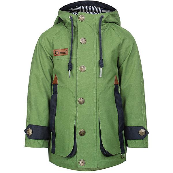Куртка Винсент OLDOS для мальчикаВерхняя одежда<br>Характеристики товара:<br><br>• цвет: хаки;<br>• внешняя ткань: 100% полиэстер, пропитки PU+WR; <br>• подкладка: принтованная бязь (65% п/э, 35% х/б);<br>• сезон: демисезон;<br>• температурный режим: от +10 до +20;<br>• застежка: на молнии, на кнопках, на липучках;<br>• не съемный капюшон, с утяжкой на шнурке;<br>• внутренняя ветрозащитная планка с защитой подбородка от прищемления;<br>• регулируемая талия;<br>• манжеты на кнопках;<br>• врезные карманы на молнии;<br>• нашивка-потеряшка;<br>• светоотражающие элементы;<br>• страна бренда: Россия.<br><br>Модная и стильная ветровка «Винсент» для мальчика от OLDOS - прекрасное дополнение к любому гардеробу! Идеальна для ношения в прохладные весенние деньки. Выполнена в красивом оливковом цвете с принтовыми нашивками, хорошо сидит по фигуре и сочетается с различной одеждой и обувью.<br><br>Внешняя ткань с водо-грязеотталкивающей пропиткой защищает от ветра и дождя, а также очень проста в уходе за ней. Капюшон с  регулируемой утяжкой на х/б шнуре,  двойная ветрозащитная планка по всей длине молнии с защитой подбородка, манжеты на кнопке, регулировка по низу куртки. Снабжена накладными карманами на молнии и светоотражающими элементами. <br><br>Куртку-ветровку для мальчика «Винсент» от бренда OLDOS (Олдос) можно купить в нашем интернет-магазине.<br>Ширина мм: 356; Глубина мм: 10; Высота мм: 245; Вес г: 519; Цвет: хаки; Возраст от месяцев: 60; Возраст до месяцев: 72; Пол: Мужской; Возраст: Детский; Размер: 116,128,122,110,104,98,140,134; SKU: 7913380;