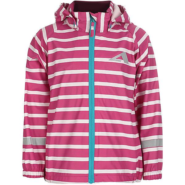 Купить Непромокаемая куртка Женева OLDOS ACTIVE для девочки, Китай, розовый, 122, 116, 110, 104, 98, 92, 128, Женский