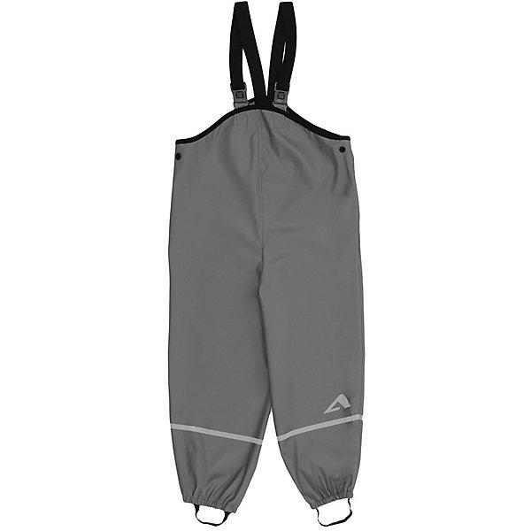 Непромокаемые брюки Бостон OLDOS ACTIVE для мальчикаВерхняя одежда<br>Характеристики товара:<br><br>• цвет: серый;<br>• внешняя ткань: 100% полиэстер на трикотажной основе, полиуретановое покрытие; <br>• сезон: демисезон;<br>• температурный режим: от -5 до +10;<br>• на лямках<br>• регулируемая талия <br>• манжеты на резинке<br>• штрипки для фиксации<br>• нашивка-потеряшка<br>• светоотражающие элементы<br>• страна бренда: Россия.<br><br>Непромокаемые брюки «Бостон» для мальчика от Росийсского производителя OLDOS ACTIVE. Брюки-дождевики  для смелых прогулок по лужам весной, осенью и даже зимой в оттепель. <br><br>Внешняя ткань 100% полиэстер на трикотажной основе, полиуретановое покрытие без ПВХ. Материал мягкий, водонепроницаемый и грязеотталкивающий, не деревенеет на морозе. Швы запаяны. Эластичные лямки отстегиваются спереди и легко регулируются по длине. Обхват талии регулируется кнопками. Низ брючин плотно фиксируется на обуви благодаря резинкам и штрипкам, которые можно отстегнуть при необходимости. Светоотражающие элементы. Все материалы высокого качества, износостойкие и безведные для детского здоровья.<br><br>Непромокаемые брюки «Бостон» для мальчика от бренда OLDOS ACTIVE (Олдос Актив) можно купить в нашем интернет-магазине.<br>Ширина мм: 215; Глубина мм: 88; Высота мм: 191; Вес г: 336; Цвет: серый; Возраст от месяцев: 84; Возраст до месяцев: 96; Пол: Мужской; Возраст: Детский; Размер: 128,92,98,104,110,116,122; SKU: 7913552;