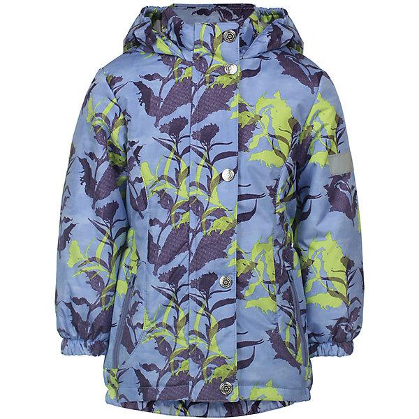 Купить Куртка Цветы JICCO BY OLDOS для девочки, Россия, сиреневый, 92, 128, 122, 116, 110, 104, 98, Женский