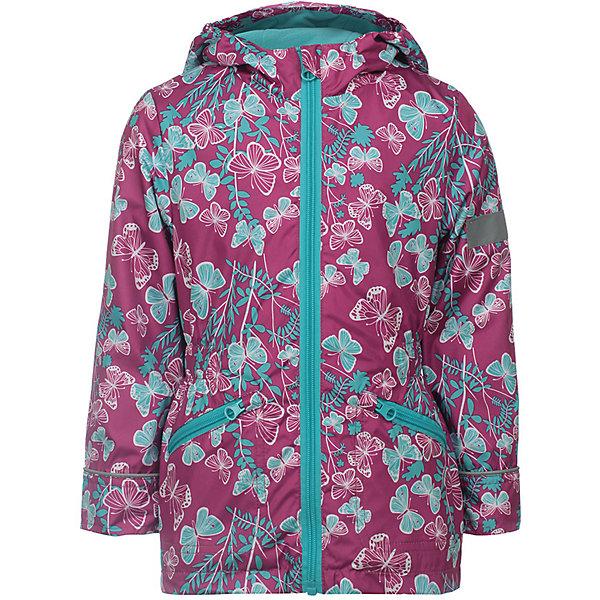 Куртка Флавия JICCO BY OLDOS для девочкиВерхняя одежда<br>Характеристики товара:<br><br>• цвет: фуксия;<br>• внешняя ткань: 100% полиэстер, покрытие TEFLON; <br>• подкладка: флис, 100% полиэстер;<br>• сезон: демисезон;<br>• температурный режим: от +10 до +20;<br>• застежка: на молнии;<br>• съемный капюшон, внутренняя резинка по краям для лучшего прилегания<br>• внутренняя ветрозащитная планка с защитой подбородка от прищемления;<br>• резинка сзади по талии <br>• манжеты прымые;<br>• 2 боковых кармана;<br>• нашивка-потеряшка;<br>• светоотражающие элементы;<br>• страна бренда: Россия.<br><br>Легкая куртка-ветровка «Флавия» для девочки  от Росийсского производителя JICCO BY OLDOS- отличный вариант для активных прогулок.  Красивый принт в виде бабаочек - обязательно понравятся вашей юной моднице и прекрасно дополнит весенний гардероб. Стильная куртка хорошо сидит по фигуре и сочетается с различной одеждой и обувью.<br><br>Внешняя ткань с водо-грязеотталкивающей пропиткой защищает от ветра и дождя. Куртка имеет все самое необходимое для комфортной носки: капюшон с внутренней резинкой по краям для лучшего прилегания, двойную ветрозащитную планку по всей длине молнии с защитой подбородка от защемления, манжеты на резинке, по талии вшита резинка для лучшего прилегания, карманы на молнии. Подкладка флис, в рукавах - ворсовое полотно гладкой стороной к телу. Снабжена светоотражающими элементами. <br><br>Куртку-ветровку для девочки «Флавия» от бренда JICCO BY OLDOS (Жико бай Олдос) можно купить в нашем интернет-магазине.<br>Ширина мм: 356; Глубина мм: 10; Высота мм: 245; Вес г: 519; Цвет: фуксия; Возраст от месяцев: 18; Возраст до месяцев: 24; Пол: Женский; Возраст: Детский; Размер: 92,134,128,122,116,110,104,98; SKU: 7913724;