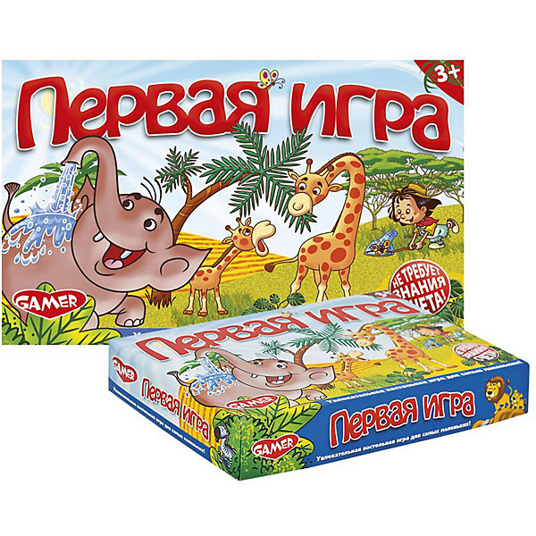 Купить Детская настольная игра Dream Makers Первая игра , Беларусь, Унисекс
