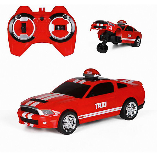 Радиоуправляемая машина Yako Toys, краснаяРадиоуправляемые машины<br>Характеристики:<br><br>• тип игрушки: машина;<br>• возраст: от 3 лет;<br>• материал: пластик, металл;<br>• комплектация: 1 машина, пульт управления, аккумулятор, зарядное устройство;<br>• тип питания:  9V в пульт,  5хАА; <br>• наличие батареек: в комплект не входят;<br>• цвет:  красный; <br>• вес: 1.1 кг;<br>• размер: 43х22х17 см;<br>• бренд: Yako.<br><br>Машина Yako  - это потрясающая машинка на радиоуправлении, которая поможет скрасить досуг ребенка. Работает игрушечная модель автомобиля от съемного аккумулятора. Пульт управления работает от батареек, которые необходимо приобрести отдельно. Представленная машинка может излучать свет, поэтому с ней будет удобно играть даже в темное время суток, кроме того, световые эффекты подарят ребенку огромное количество положительных эмоций.<br><br>Машину Yako можно купить в нашем интернет-магазине.<br>Ширина мм: 430; Глубина мм: 220; Высота мм: 170; Вес г: 1110; Цвет: красный; Возраст от месяцев: 36; Возраст до месяцев: 6; Пол: Мужской; Возраст: Детский; SKU: 7920738;