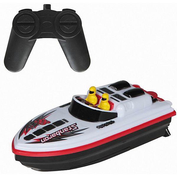 Радиоуправляемый катер Yako Toys Солнечное лето, бело-чёрныйРадиоуправляемые катера<br>Характеристики:<br><br>• тип игрушки: катер;<br>• возраст: от 6 лет;<br>• материал: пластик, металл;<br>• комплектация: катер, пульт управления;<br>• тип батареек: 5 х АА / LR6 1.5V; <br>• наличие батареек: в комплект не входят;<br>• питание пульта: 2 х АА / LR6 1.5V;<br>• цвет: бело-серый; <br>• вес: 420 гр;<br>• размер: 36х13х10 см;<br>• бренд: Yako.<br><br>Катер на радиоуправлении Yako «Солнечное лето»  несомненно привлечет внимание мальчиков своим оригинальным внешним видом и станет прекрасным атрибутом для скоростных заездов. Игрушка отличается ярким дизайном и выразительным исполнением. Катер оснащен двумя винтами, что позволяет изделию развивать предельную скорость до 7 км/ч. Управление данной игрушкой осуществляется при помощи специального пульта, радиус действия которого составляет 30 метров.<br><br>Катер на радиоуправлении  Yako «Солнечное лето»  можно купить в нашем интернет-магазине.<br>Ширина мм: 360; Глубина мм: 130; Высота мм: 100; Вес г: 420; Цвет: белый/серый; Возраст от месяцев: 36; Возраст до месяцев: 6; Пол: Мужской; Возраст: Детский; SKU: 7920740;