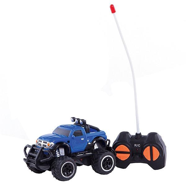 Купить Радиоуправляемая машина Yako Toys Safari 1:43, синяя, Китай, синий, Мужской