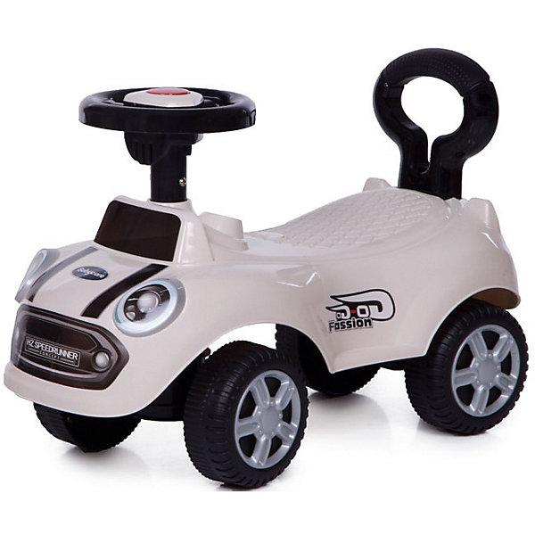 Каталка детская Baby Care Speedrunner белый