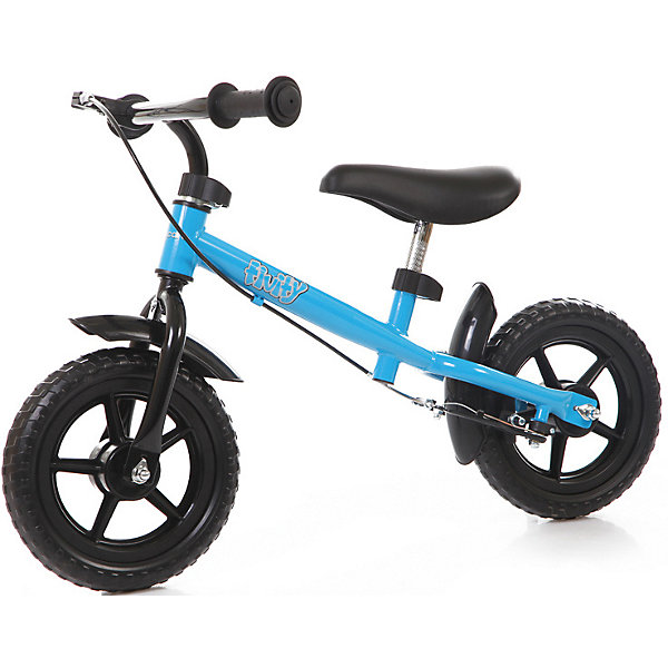 Самокат-беговел детский Baby Care Fivity синийБеговелы<br>Baby Care Fivity – беговел на 10-дюймовых колесах, оснащенный ручным тормозом. Лучший способ разнообразить летнюю прогулку с ребенком. Высоту руля и седла можно регулировать. Беговелы – это детские двухколесные велосипеды, у которых нет педалей. Они совмещают в себе черты велосипеда и самоката и помогают держать равновесие.Особенности:10 дюймовые колеса из EVA;эргономичное сидение с мягкой накладкой;металлическая рама;металлические подшипники в колёсах;вес: 3,4кг;есть тормоз;нет подножки;сиденье регулируется по высоте. <br>Характеристики:диаметр колес — 10 дюймов;предназначен для детей от 2 лет до 6 лет (до 25кг);размер велосипеда: 80х43х51,5см;минимальная высота сиденья от земли 34см;максимальная высота сиденья от земли 42см.<br>Ширина мм: 660; Глубина мм: 260; Высота мм: 120; Вес г: 3900; Цвет: синий; Возраст от месяцев: 24; Возраст до месяцев: 72; Пол: Унисекс; Возраст: Детский; SKU: 7922718;