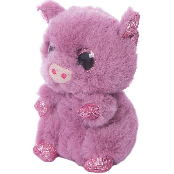 Мягкая игрушка Teddy Свинка розовая,15 смМягкие игрушки животные<br>Характеристики:<br><br>• возраст: 3+;<br>• материал: искусственный мех, пластик;<br>• цвет: розовый;<br>• размер игрушки: 15 см;<br>• размеры упаковки: 15х11х8 см;<br>• вес: 70 г.<br><br>Свинка розового цвета станет любимым игрушечным питомцем для мальчиков и девочек. Большие цветные глазки с блестками придают ей забавный вид.<br><br>Игрушка изготовлена из мягкого искусственного меха. Свинка приятна на ощупь, поэтому малыш сможет не только играть с ней, но и брать с собой в кроватку. Используемые материалы гипоаллергенны и безопасны для здоровья детей.<br><br>Ухаживая за своим новым другом, мальчики и девочки научатся заботиться о животных, правильно обращаться с ними. <br><br>Мягкую игрушку «Свинка розовая, 15 см», Teddy можно приобрести в нашем интернет-магазине.<br>Ширина мм: 50; Глубина мм: 50; Высота мм: 150; Вес г: 70; Цвет: розовый/розовый; Возраст от месяцев: 36; Возраст до месяцев: 120; Пол: Унисекс; Возраст: Детский; SKU: 7922742;