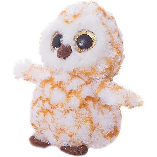 Мягкая игрушка Teddy Совенок коричневый,15 смМягкие игрушки животные<br>Характеристики:<br><br>• возраст: 3+;<br>• материал: искусственный мех, пластик;<br>• цвет: коричневый;<br>• размер игрушки: 15 см;<br>• размеры упаковки: 15х11х8 см;<br>• вес: 70 г.<br><br>Маленький совенок белого цвета с коричневыми перышками станет любимым игрушечным питомцем для мальчиков и девочек. Большие золотые глазки с блестками придают птенцу забавный вид.<br><br>Совенок изготовлен из мягкого искусственного меха. Игрушка приятна на ощупь, поэтому малыш сможет не только играть с ней, но и брать с собой в кроватку. Используемые материалы гипоаллергенны и безопасны для здоровья детей.<br><br>Ухаживая за своим новым другом, мальчики и девочки научатся заботиться о животных, правильно обращаться с ними. <br><br>Мягкую игрушку «Совенок коричневый, 15 см», Teddy можно приобрести в нашем интернет-магазине.<br>Ширина мм: 150; Глубина мм: 50; Высота мм: 150; Вес г: 70; Цвет: коричневый; Возраст от месяцев: 36; Возраст до месяцев: 120; Пол: Унисекс; Возраст: Детский; SKU: 7922744;