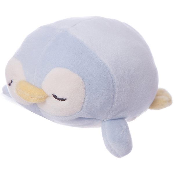 Купить Мягкая игрушка ABtoys Пингвин светло-, 13 см, Мягкая игрушка ABtoys Пингвин светло-голубой, Китай, Унисекс