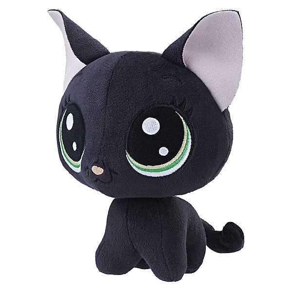 Мягкая игрушка Little Pet Shop, КотёнокМягкие игрушки животные<br>Характеристики:<br><br>• возраст: от 4 лет;<br>• материал: текстиль;<br>• вес упаковки: 97 гр.;<br>• размер упаковки: 10,2х12,7х15,2 см;<br>• страна бренда: США.<br><br>Мягкая игрушка из серии Hasbro Littlest Pet Shop очень приятна на ощупь, имеет мультяшный дизайн с большой головой и глазами. Голова игрушки забавно двигается, что создает много веселых ситуаций во время игр.<br><br>Игрушка пошита из качественных прочных материалов, ее можно стирать при низких температурах в стиральной машине, используя мешок для стирки.<br><br>Игрушку мягконабивную четвероногий Пет, Littlest Pet Shop, Hasbro можно купить в нашем интернет-магазине.<br>Ширина мм: 102; Глубина мм: 127; Высота мм: 152; Вес г: 97; Возраст от месяцев: 48; Возраст до месяцев: 2147483647; Пол: Женский; Возраст: Детский; SKU: 7922792;
