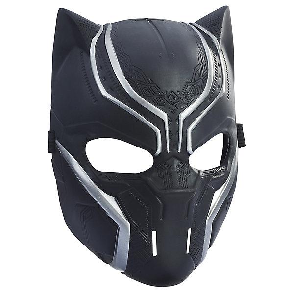 Купить Маска Hasbro Avengers Черная Пантера, Китай, Мужской