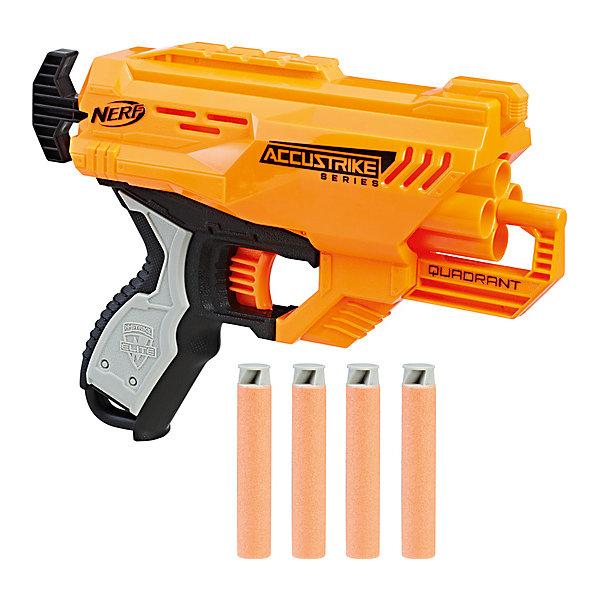 Бластер Nerf Элит КвадрантИгрушечные пистолеты и бластеры<br>Характеристики:<br><br>• возраст: от 8 лет;<br>• материал: пластик;<br>• в наборе: бластер, 4 стрелы;<br>• вес упаковки: 330 гр.;<br>• размер упаковки: 6,7х23,5х21,6 см;<br>• страна бренда: США.<br><br>Бластер «Элит Квадрант» Hasbro Nerf стреляет точно в цель благодаря своему строению и форме зарядов. В пушку можно зарядить сразу 4 стрелы. Бластер удобно держать в руках, игрушка обладает ярким дизайном, корпус детализирован. Сделано из качественных безопасных материалов.<br><br>Бластер «Элит Квадрант», Nerf можно купить в нашем интернет-магазине.<br>Ширина мм: 67; Глубина мм: 235; Высота мм: 216; Вес г: 330; Возраст от месяцев: 96; Возраст до месяцев: 2147483647; Пол: Мужской; Возраст: Детский; SKU: 7922857;