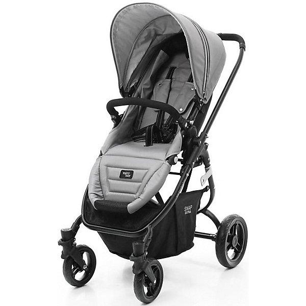 Купить Прогулочная коляска Valco baby Snap 4 Ultra / Cool Grey, Китай, светло-серый, Унисекс