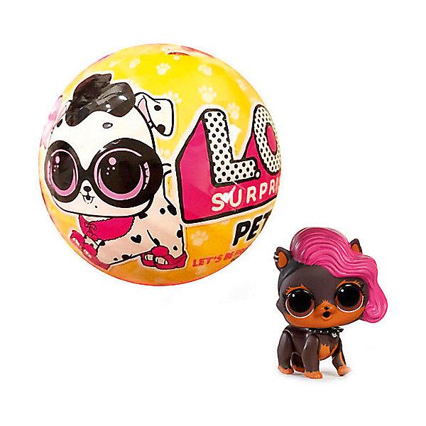 Купить Мини-кукла сюрприз MGA Entertainment LOL Питомцы (в шарике), -, Китай, Женский