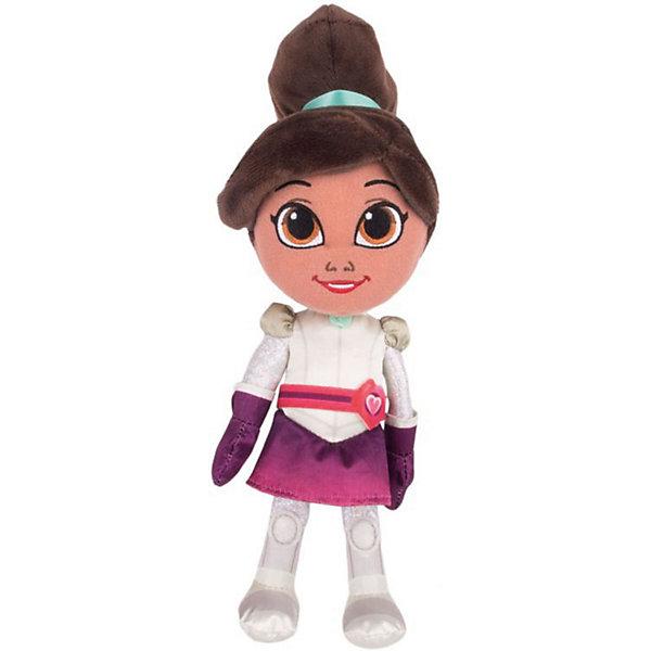 Мягкая игрушка Gulliver Нелла - отважная принцесса Рыцарь НеллаМягкие игрушки из мультфильмов<br>Характеристики товара:<br><br>• возраст: от 5 лет;<br>• комплект: игрушка;<br>• высота игрушки: 10 см.;<br>• материал: ткань 100% ПЭ;<br>• упаковка: блистер на картоне;<br>• размер упаковки:  29 x 14 x 9 см..;<br>• вес: 80 гр.;<br>• наименование бренда: Gulliver (Гуливер);<br><br>Плюшевая игрушка, изготовленная в виде главной героини популярного мультфильма «Нелла – отважная принцесса», украсит интерьер детской комнаты и сразу понравится маленьким поклонницам сериала.<br><br>Мягкая игрушка Нелла в одежде рыцаря сшита фактурной ткани. Все швы качественно прошиты.  У Неллы милое, хорошо прорисованное личико. Мягкие руки и ноги легко гнутся. Кукла устойчива и хорошо держит форму. <br><br>Плюшевая фигурка безопасна для детей любого возраста. Мягкая ткань приятна на ощупь. Компактная игрушка не занимает много места при хранении. Благодаря ее незначительному весу можно не расставаться с любимой плюшевой игрушкой и брать ее с собой везде: в путешествие, на улицу, в гости. <br><br>Мягкая игрушка «Рыцарь Нелла» от Gulliver (Гуливер) можно купить в нашем интернет-магазине.<br>Ширина мм: 1400; Глубина мм: 90; Высота мм: 290; Вес г: 83; Возраст от месяцев: 36; Возраст до месяцев: 60; Пол: Женский; Возраст: Детский; SKU: 7923242;