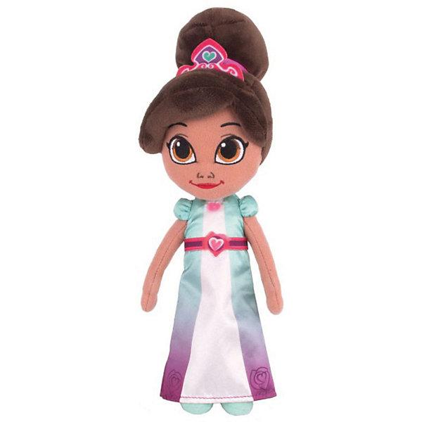 Мягкая игрушка Gulliver Нелла - отважная принцесса Принцесса НеллаМягкие игрушки из мультфильмов<br>Характеристики товара:<br><br>• возраст: от 5 лет;<br>• комплект: игрушка;<br>• высота игрушки: 10 см.;<br>• материал: ткань 100% ПЭ;<br>• упаковка: блистер на картоне;<br>• размер упаковки:  29 x 14 x 9 см..;<br>• вес: 80 гр.;<br>• наименование бренда: Gulliver (Гуливер);<br><br>Плюшевая игрушка в виде главной героини популярного мультсериала «Нелла – отважная принцесса» сразу же понравится юным любительницам мультфильма. Она позволит придумывать большое количество игр и приключений с персонажем и станет прекрасным украшением детской комнаты, не занимая лишнего пространства.   <br><br>Плюшевая фигурка безопасна для детей любого возраста. Мягкая ткань приятна на ощупь. Компактная игрушка не занимает много места при хранении. Благодаря ее незначительному весу можно не расставаться с любимой плюшевой игрушкой и брать ее с собой везде: в путешествие, на улицу, в гости. <br><br>Мягкая игрушка «Принцесса Нелла» от Gulliver (Гуливер) можно купить в нашем интернет-магазине.<br>Ширина мм: 1400; Глубина мм: 90; Высота мм: 290; Вес г: 80; Возраст от месяцев: 36; Возраст до месяцев: 60; Пол: Женский; Возраст: Детский; SKU: 7923248;