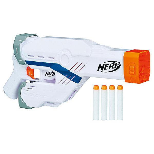 Бластер Nerf Модулус Стрельба, прикладИгрушечные пистолеты и бластеры<br>Характеристики:<br><br>• возраст: от 8 лет;<br>• материал: пластик;<br>• в наборе: приклад, 4 заряда;<br>• вес упаковки: 520 гр.;<br>• размер упаковки: 6,7х38,1х27,9 см;<br>• страна бренда: США.<br><br>Бластер Модулус «Стрельба», приклад Nerf выглядит как настоящее оружие будущего. Игрушка далеко стреляет зарядами, имеет удобную рукоять и детализированный корпус.<br><br>Серия Modulus включает модульные бластеры, которые собираются в один оригинальный, такой, какой ребенок придумает сам. Для этого в наборе есть соединитель. Сделано из прочного безопасного пластика.<br><br>Бластер Nerf Модулус «Стрельба», приклад можно купить в нашем интернет-магазине.<br>Ширина мм: 67; Глубина мм: 381; Высота мм: 279; Вес г: 520; Возраст от месяцев: 96; Возраст до месяцев: 2147483647; Пол: Мужской; Возраст: Детский; SKU: 7925480;