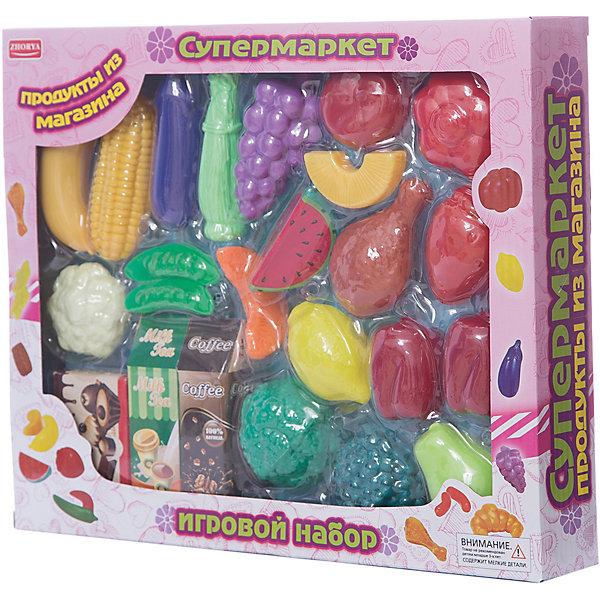 Купить Игровой набор Zhorya Супермаркет , Овощи и фрукты, Китай, Женский