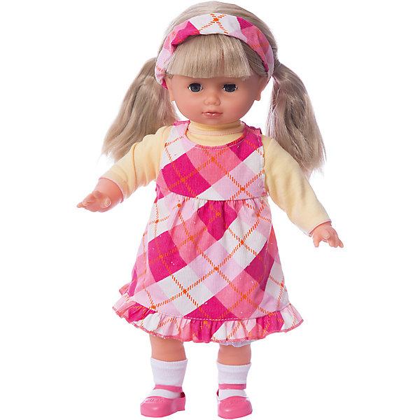 Кукла Lotus Onda Хелена, 40 смКуклы<br>Характеристики товара:<br><br>• возраст: от 3 лет;<br>• материал: пластик, текстиль;<br>• высота куклы: 40 см;<br>• размер упаковки: 42х29х15 см;<br>• вес упаковки: 770 гр.<br><br>Кукла Helena Lotus Onda — очаровательная девочка с большими глазками, длинными ресницами и светлыми волосами. Волосы куколки можно расчесывать, украшать и заплетать. У куклы мягконабивное тело, а ручки, голова и ножки выполнены из пластика. У нее подвижные руки и ножки, глаза закрываются. <br><br>Куклу Helena Lotus Onda можно приобрести в нашем интернет-магазине.<br>Ширина мм: 290; Глубина мм: 150; Высота мм: 420; Вес г: 770; Возраст от месяцев: 36; Возраст до месяцев: 168; Пол: Унисекс; Возраст: Детский; SKU: 7925613;
