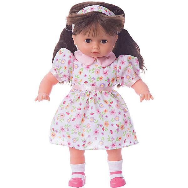 Кукла Lotus Onda Инна, 40 смКуклы<br>Характеристики товара:<br><br>• возраст: от 3 лет;<br>• материал: пластик, текстиль;<br>• высота куклы: 40 см;<br>• размер упаковки: 42х29х15 см;<br>• вес упаковки: 770 гр.<br><br>Кукла Инна Lotus Onda — очаровательная девочка с большими глазками, длинными ресницами и темными волосами. На Инне белое платье в цветочек. Волосы куколки можно расчесывать, украшать и заплетать. У куклы мягконабивное тело, а ручки, голова и ножки выполнены из пластика. У нее подвижные руки и ножки, глаза закрываются. <br><br>Куклу Инна Lotus Onda можно приобрести в нашем интернет-магазине.<br>Ширина мм: 290; Глубина мм: 150; Высота мм: 420; Вес г: 770; Возраст от месяцев: 36; Возраст до месяцев: 168; Пол: Унисекс; Возраст: Детский; SKU: 7925649;