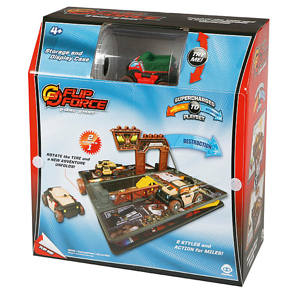 Игровой набор WowWee ГородПарковки и гаражи<br>Характеристики товара:<br><br>• возраст: от 4 лет;<br>• материал: пластик;<br>• в комплекте: 1 машинка, площадка;<br>• размер упаковки: 34х34х16 см;<br>• вес упаковки: 760 гр.<br><br>Игровой набор «Город» Wow Wee включает необычную машинку-трансформер и городскую площадку с гаражом. Нужно поставить машинку в гараж, поднять арку, и тогда из гаража выедет уже новый автомобиль.<br><br>Игровой набор «Город» Wow Wee можно приобрести в нашем интернет-магазине.<br>Ширина мм: 340; Глубина мм: 160; Высота мм: 340; Вес г: 760; Возраст от месяцев: 48; Возраст до месяцев: 168; Пол: Унисекс; Возраст: Детский; SKU: 7925665;