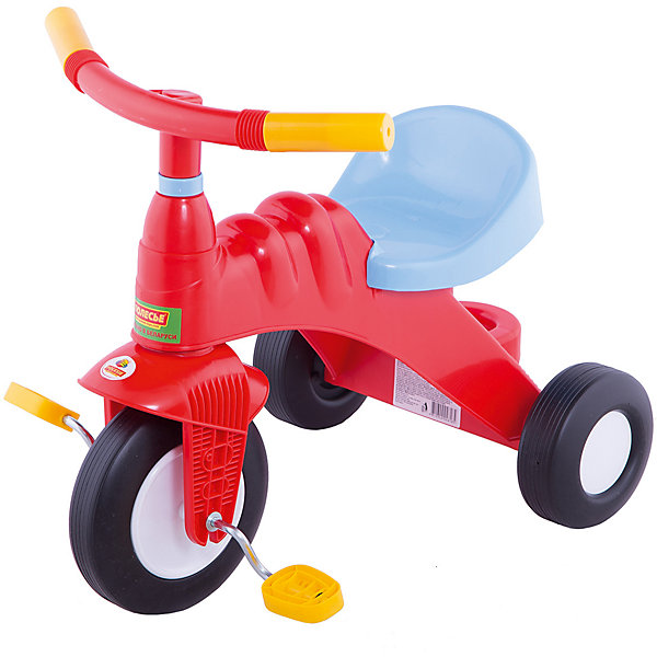 Трёхколесный велосипед Полесье МалышВелосипеды и аксессуары<br>Характеристики:<br><br>• тип игрушки: велосипед;<br>• возраст: от 1 года;<br>• материал: пластик;<br>• цвет: красный;<br>• вес: 1,7 кг;<br>• размер: 52,5х42х46,5 см;<br>• страна бренда: Беларусь;<br>• бренд:  Полесье.<br> <br>Велосипед 3-х колёсный «Малыш» Полесье качественно сделан, удобное сиденье. На руле велосипеда закрепленакорзинка, куда малыш сможет сложить свои игрушки. Детские трёхколёсные велосипеды серии «Малыш» от производителя «Полесье» - замечательные игрушки, которые и развлекут, и разовьют ребёнка! <br><br>При езде работают все группы мышц, тренируется чувство баланса, равновесия, двигательная активность, внимание ребёнка. При катании на велосипедах от «Полесья» можно научить ребёнка основам безопасного поведения на дорогах во время сюжетно-ролевых игр правилам дорожного движения.<br><br>Велосипед 3-х колёсный «Бе Малышби Трайк»  Полесье можно купить в нашем интернет-магазине.<br>Ширина мм: 525; Глубина мм: 420; Высота мм: 465; Вес г: 1752; Возраст от месяцев: 12; Возраст до месяцев: 2147483647; Пол: Унисекс; Возраст: Детский; SKU: 7927332;