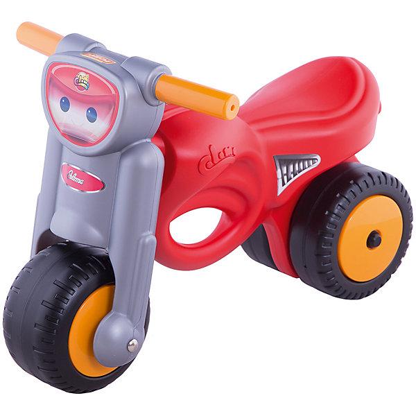 Каталка-мотоцикл Полесье Мини-мотоКаталки для малышей<br>Характеристики:<br><br>• тип игрушки: каталка;<br>• возраст: от 2 лет;<br>• материал: пластик;<br>• максимальная нагрузка: 30 кг;<br>• цвет: красный, серый;<br>• вес: 2,1 кг;<br>• размер: 60х36х41 см;<br>• страна бренда: Беларусь;<br>• бренд: Полесье.<br> <br>Каталка-мотоцикл «Мини-мото» Полесье порадует юного любителя активных игр. Малыш сможет почувствовать себя настоящим байкером, с такой игрушкой прогулки на улице станут по новому интересны и увлекательны. Отличный выбор для тех, кто предпочитает из детских каталок мотоциклы. Катание на таком мотоцикле для ребенка будет одновременно увлекательным и абсолютно безопасным. <br><br>Каталку- мотоцикл «Мини-мото» Полесье можно купить в нашем интернет-магазине.<br>Ширина мм: 600; Глубина мм: 365; Высота мм: 415; Вес г: 2160; Цвет: красный; Возраст от месяцев: 12; Возраст до месяцев: 2147483647; Пол: Унисекс; Возраст: Детский; SKU: 7927384;