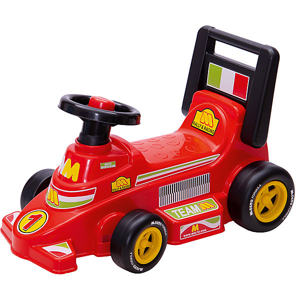 Каталка-автомобиль Полесье ТрекКаталки для малышей<br>Характеристики:<br><br>• тип игрушки: каталка;<br>• возраст: от 3 лет;<br>• материал: пластик;<br>• цвет: зеленый;<br>• вес: 2,1 кг;<br>• размер: 42х65х35 см;<br>• страна бренда: Беларусь;<br>• бренд:  Полесье.<br> <br>Каталка-автомобиль гоночный «Трек» Полесье  позволит ребенку почувствовать себя на ней настоящим гонщиком! Корпус машины украшен множеством наклеек, а благодаря ее высокой спинке и подставкам для ножек, малышу будет комфортно и удобно сидеть. Машина без звукового гудка на руле. <br><br>Каталку-автомобиль гоночный «Трек» Полесье можно купить в нашем интернет-магазине.<br>Ширина мм: 650; Глубина мм: 350; Высота мм: 420; Вес г: 2147; Возраст от месяцев: 36; Возраст до месяцев: 2147483647; Пол: Унисекс; Возраст: Детский; SKU: 7927406;