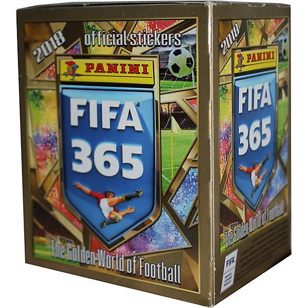 Наклейки  Panini  FIFA 365-2018, 5 наклеекКнижки с наклейками<br>Характеристики:<br><br>• возраст: от 6 лет<br>• издательство: Panini, 2017 г.<br>• комплектация: продается коробом, в коробке 50 пакетов<br>• в каждом пакетике 5 наклеек<br>• особенности: можно вклеивать несколько раз<br>• материал: бумага с клеевым слоем на подложке<br>• размер упаковки: 10х8 см.<br>• ВНИМАНИЕ! Данный артикул представлен в разных вариантах исполнения. К сожалению, заранее выбрать определенный вариант невозможно. При заказе нескольких пакетов с наклейками возможно получение одинаковых<br><br>Яркие качественные наклейки Panini (Панини) предназначены для вклеивания в альбом «FIFA 365-2018».<br><br>Всего в коллекции 542 наклейки: базовые малого размера, базовые большого размера, радужные и металлизированные.<br><br>Наклейки продаются отдельно в пакетах по 5 штук (4 обычных и 1 специальная). Наклейки упакованы в непрозрачные пакеты и перемещены случайным образом, поэтому заранее определить, какие наклейки получит коллекционер невозможно.<br><br>Наклейки  Panini  FIFA 365-2018, 5 наклеек можно купить в нашем интернет-магазине.<br>Ширина мм: 80; Глубина мм: 100; Высота мм: 150; Вес г: 300; Возраст от месяцев: 36; Возраст до месяцев: 2147483647; Пол: Мужской; Возраст: Детский; SKU: 7929483;
