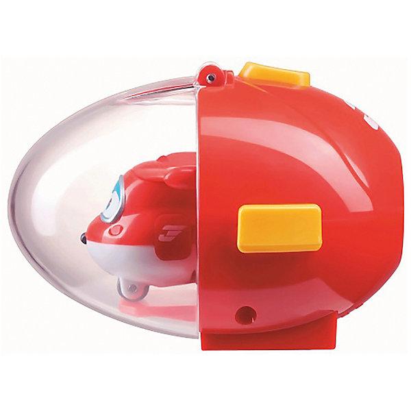 Яйцо-пусковая станция Gulliver ДжеттаФигурки из мультфильмов<br>Характеристики:<br><br>• игрушка с пусковой установкой;<br>• скоростное попадание к цели;<br>• небольшой размер: помещается в детскую ручку;<br>• спусковая система снабжена предохранителем;<br>• три кнопки управления;<br>• капсула устанавливается на твердой поверхности;<br>• материал: пластик;<br>• размер пусковой станции: 8,5х6х6 см;<br>• размер упаковки: 13,5х17,5х6 см.<br><br>Главный самолетик Джет отвечает за доставку посылок. Самолетик выполнен в красном цвете, на лицевой панели нарисована мордашка персонажа. Пусковая установка позволяет быстрее добраться к цели. Пусковая капсула яйцевидной формы оснащена тремя кнопками: 1 – открытие капсулы, 2-3 – запуск самолетика. <br><br>Яйцо-пусковая станция Gulliver Джетта можно купить в нашем интернет-магазине.<br>Ширина мм: 60; Глубина мм: 135; Высота мм: 175; Вес г: 113; Цвет: красный; Возраст от месяцев: 60; Возраст до месяцев: 84; Пол: Мужской; Возраст: Детский; SKU: 7930105;
