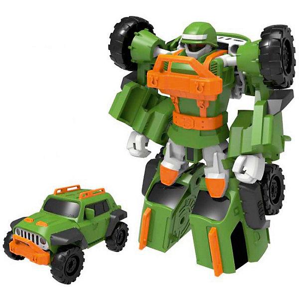 Фигурка-трансформер Young Toys Мини-Тобот KТрансформеры-игрушки<br>Характеристики:<br><br>• игрушка 2в1 для мальчиков от 4 лет;<br>• робот трансформируется в машинку;<br>• высота робота 11 см;<br>• прототип героя из мультсериала «Тобот»;<br>• персонаж: Тобот K;<br>• материал: пластик;<br>• размер упаковки: 19х6х7 см.<br><br>Сразиться с противником и выступить на защиту вселенной - Тобот K в зеленой броне с оранжевыми вставками, вооружен и очень опасен. Герой обладает силой и мужеством, бесстрашно выходит на поле боя. В два счета робот трансформируется в вездеход с мощными колесами и тонированными стеклами. Противнику не уйти от доблестного тобота. <br><br>Фигурка-трансформер Young Toys Мини-Тобот K можно купить в нашем интернет-магазине.<br>Ширина мм: 90; Глубина мм: 50; Высота мм: 110; Вес г: 183; Возраст от месяцев: 60; Возраст до месяцев: 84; Пол: Мужской; Возраст: Детский; SKU: 7930107;
