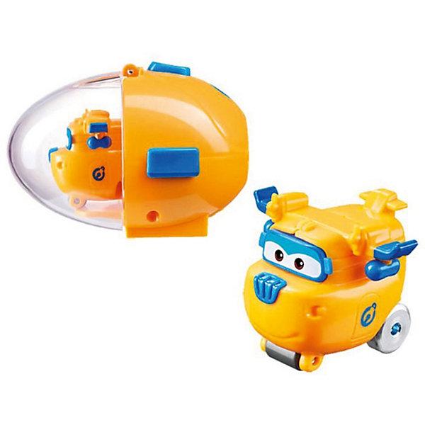 Яйцо-пусковая станция Gulliver ДонниФигурки из мультфильмов<br>Характеристики:<br><br>• игрушка с пусковой установкой;<br>• скоростное попадание к цели;<br>• небольшой размер: помещается в детскую ручку;<br>• спусковая система снабжена предохранителем;<br>• три кнопки управления;<br>• капсула устанавливается на твердой поверхности;<br>• материал: пластик;<br>• размер пусковой станции: 8,5х6х6 см;<br>• размер упаковки: 13,5х17,5х6 см.<br><br>Персонаж-ремонтник Донни серьезный и ответственный. Самолетик желтого цвета, в декоре используются голубые элементы. Пусковая установка позволяет быстрее добраться к цели. Пусковая капсула яйцевидной формы оснащена тремя кнопками: 1 – открытие капсулы, 2-3 – запуск самолетика. <br><br>Яйцо-пусковая станция Gulliver Донни можно купить в нашем интернет-магазине.<br>Ширина мм: 60; Глубина мм: 135; Высота мм: 175; Вес г: 113; Возраст от месяцев: 60; Возраст до месяцев: 84; Пол: Мужской; Возраст: Детский; SKU: 7930113;