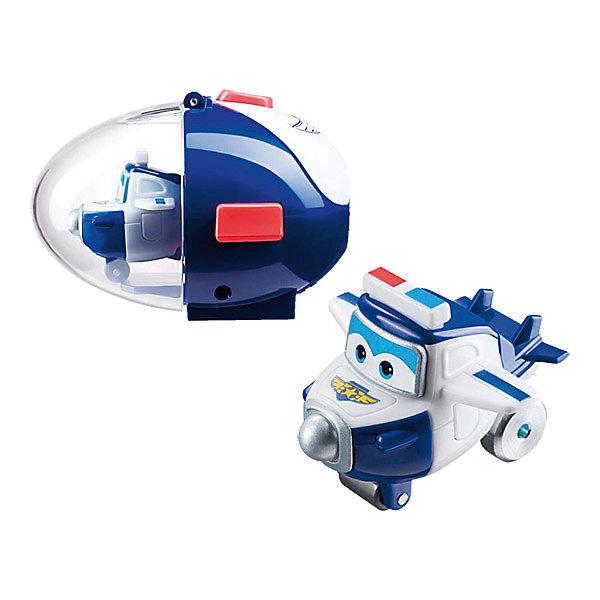 Яйцо-пусковая станция Gulliver ПолаФигурки из мультфильмов<br>Характеристики:<br><br>• игрушка с пусковой установкой;<br>• скоростное попадание к цели;<br>• небольшой размер: помещается в детскую ручку;<br>• спусковая система снабжена предохранителем;<br>• три кнопки управления;<br>• капсула устанавливается на твердой поверхности;<br>• материал: пластик;<br>• размер пусковой станции: 8,5х6х6 см;<br>• размер упаковки: 13,5х17,5х6 см.<br><br>Самолет полицейского Пола выполнен в бело-голубых тонах, оснащен сигнальными маячками (имитация). Серьезный и справедливый, Пол без промедления вылетает на выяснение разных ситуаций и решение проблем. Пусковая капсула делает его полет еще более стремительным. Пусковая капсула яйцевидной формы оснащена тремя кнопками: 1 – открытие капсулы, 2-3 – запуск самолетика. <br><br>Яйцо-пусковая станция Gulliver Пола можно купить в нашем интернет-магазине.<br>Ширина мм: 60; Глубина мм: 135; Высота мм: 175; Вес г: 113; Цвет: синий; Возраст от месяцев: 60; Возраст до месяцев: 84; Пол: Мужской; Возраст: Детский; SKU: 7930115;