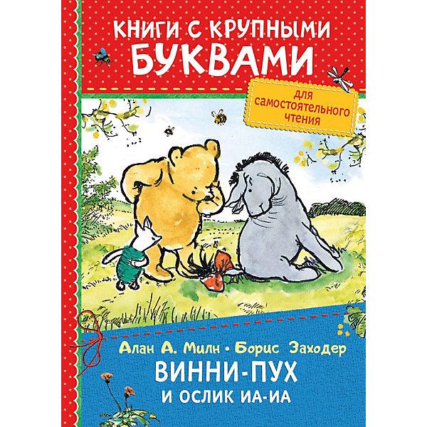 Книга с крупными буквами