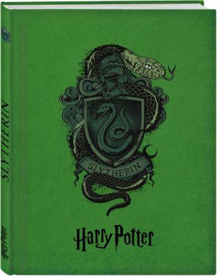 Блокнот  Гарри Поттер. Факультет Слизерин , артикул:7932059 - Канцтовары
