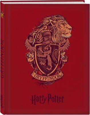 Блокнот  Гарри Поттер. Факультет Гриффиндор , артикул:7932353 - Канцтовары