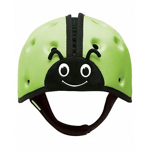 Купить Мягкая шапка-шлем для защиты головы SafeheadBABY Божья коровка , , зеленый, SafeheadBABY, Китай, Унисекс