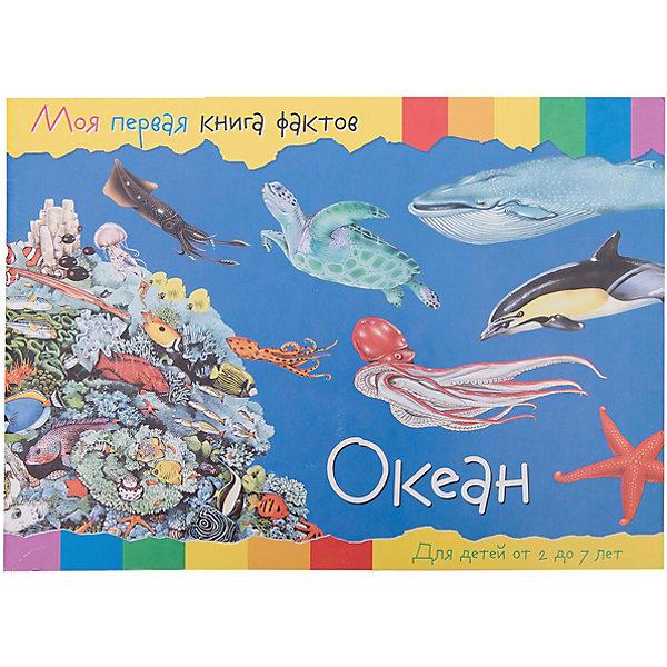 Купить Энциклопедия Моя первая книга фактов Океан, ND Play, Россия, Унисекс