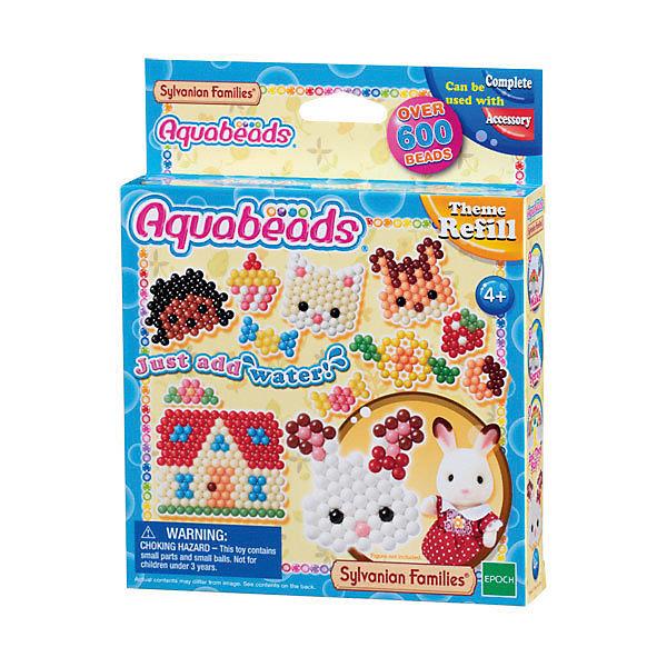 Купить Набор для творчества Aquabeads Sylvanian Families , Epoch Traumwiesen, Япония, Унисекс