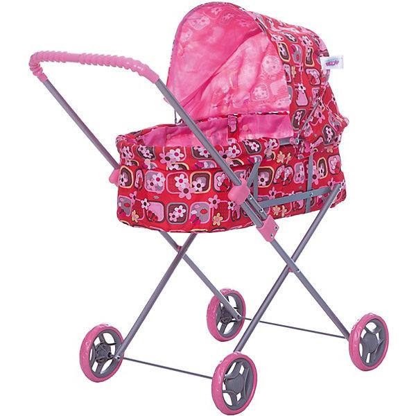 Купить Коляска для кукол Buggy Boom, розовый, Китай, Женский